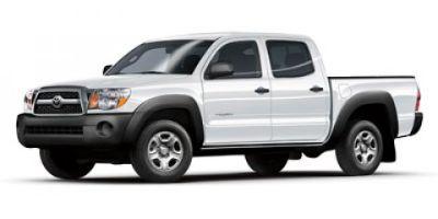 2011 Toyota Tacoma V6 (Black)