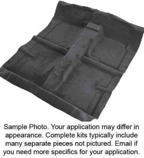 Purchase 97-01 JEEP CHEROKEE CARPET w/ CROSS MEMBER PASS AREA motorcycle in Xenia, Ohio, US, for US $140.94