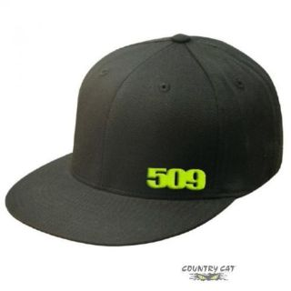 Find 509 Limited Edition Flex-Fit Hat Baseball Cap - Black & Lime - 509-HAT-CLL-__ motorcycle in Sauk Centre, Minnesota, United States, for US $24.95