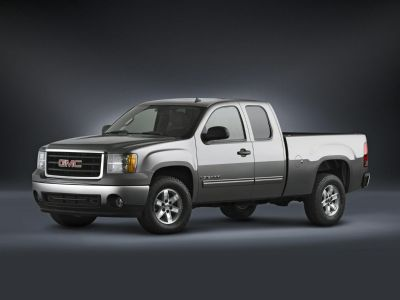 2012 GMC Sierra 1500 SLT (Quicksilver Metallic)