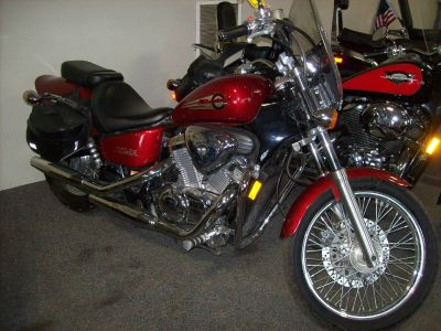 2002 Honda Shadow VLX Cruiser Motorcycles Wisconsin Rapids, WI