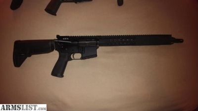 For Sale: BCM Bravo Company AR-15 with PA lower BCM furniture