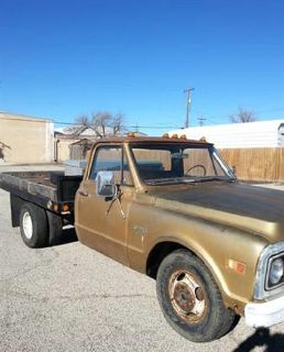 1969 Chevrolet 1Ton Dually