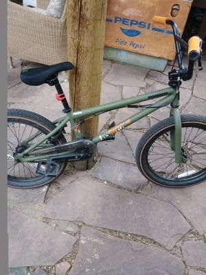 Mongoose legion bmx
