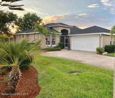 4311 Woodhall Circle #1 Rockledge Two BR, Beautiful Viera East