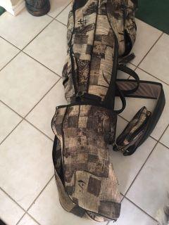 Mixups golf cart bag