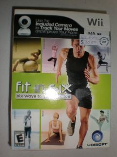 Wii Fit in Six Work Out