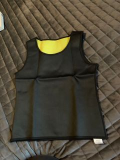 New hot workout vest M