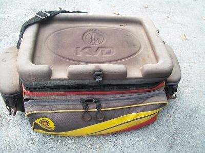 Large Tackle Box with 5 Inside Boxes