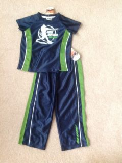 New Boys 4t Baseball Outfit