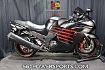 2014 Kawasaki Ninja ZX -14R Supersport Lake Park, FL