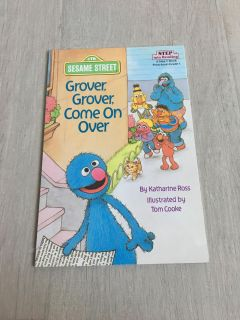 New Paperback Grover, Grover, Come on Over