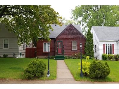 3 Bed 1 Bath Preforeclosure Property in Minneapolis, MN 55426 - Kentucky Ave S