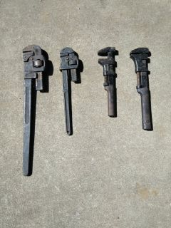 Wrenches 4 sale Lot