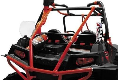 Purchase Dragonfire Backbone Bar Red for Polaris Ranger RZR 4 800 EPS Robby Gordon LE 12 motorcycle in Hinckley, Ohio, United States, for US $274.03