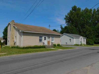 73 & 75 Wall Street Plattsburgh, City duplex and ranch home