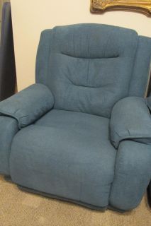 Like New Southern Motion Power Oversized Recliner and Power Dual Reclining Sofa-see pricing below