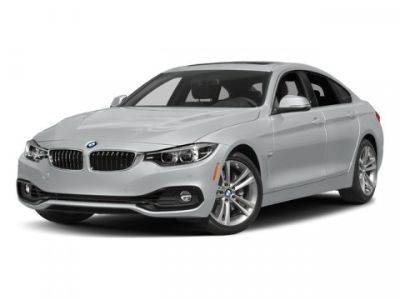 2018 BMW 4 Series 440i xDrive (White)