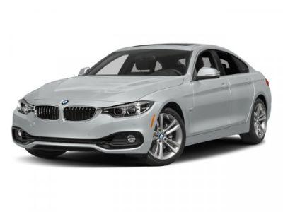 2018 BMW 4 Series 440i (Silver)