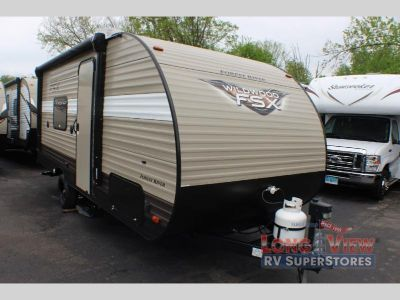 2019 Forest River Rv Wildwood FSX 187RB
