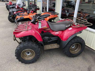 2004 Kawasaki Prairie 360 4x4 Utility ATVs Butte, MT