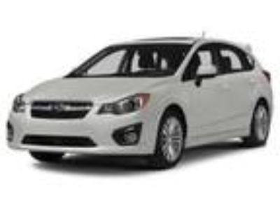 used 2014 Subaru Impreza for sale.