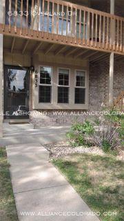 Townhouse Rental - 6833 Overland Dr
