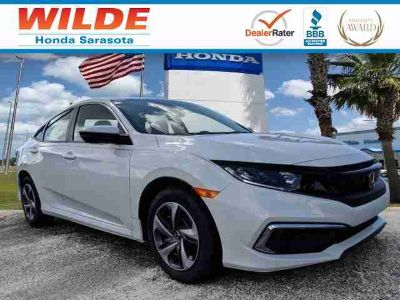 New 2019 Honda Civic Sedan Sedan