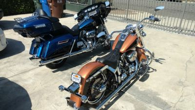 2008 Harley-Davidson HERITAGE SOFTAIL CLASSIC