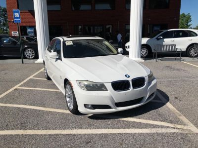 2009 BMW 3-Series 328xi (White)