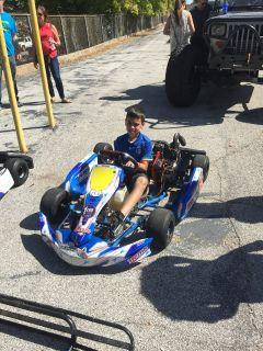 Benik Missel V1 Race Kart