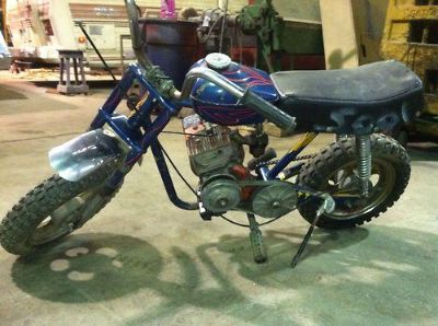 Purchase Vintage Rupp Roadster Minibike motorcycle in Chagrin Falls, Ohio, US, for US $300.00