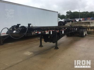 2013 Benlee TABM40 Roll Off Trailer