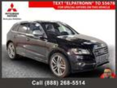 $32200.00 2015 AUDI SQ5 with 49550 miles!