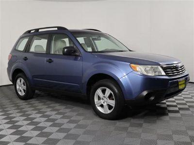 2010 Subaru Forester 2.5X (Newport Blue Pearl)