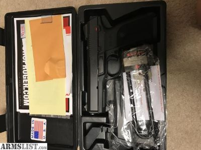 For Sale: Ruger sr45, mossberg shockwave, and a ruger ar for sale