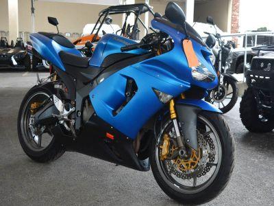 2006 Kawasaki Ninja ZX-6R SuperSport Motorcycles Clearwater, FL