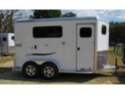 2019 Trailers USA 2H TLT Slant Load, Fully Insulated 2 horses
