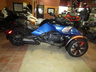 2017 Can-Am Spyder F3-S SE6 3 Wheel Motorcycle Conroe, TX