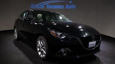 2015 Mazda Mazda3 s Grand Touring (Jet Black)