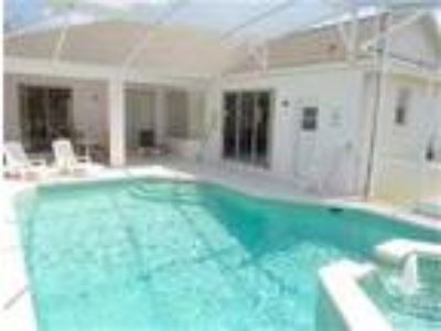 Florida Villa in Westridge. Luxury Four BR Villa, With Private Pool