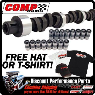Buy COMP CAM CHRYSLER MOPAR 284/296 .507/.510 XTREME HYD CAMSHAFT & LIFTERS 383-440 motorcycle in Richland, Mississippi, US, for US $199.88