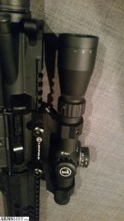 For Sale/Trade: Leupold Mark AR Mod 1 with green firedot 1.25-4 x 20mm tactical scope with leupold tactical mount