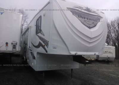 2011 K-Z INC TRAVEL TRAILER