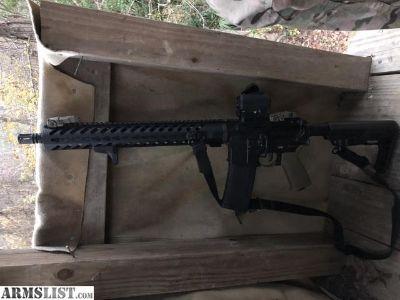 For Sale/Trade: Custom Built AR15