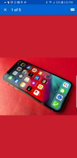 iPhone x max unlocked