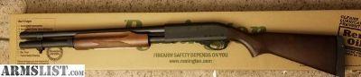 For Trade: Remington 870 Hardwood