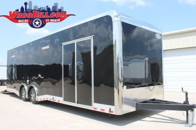 Used 30', 32', 34' Race Trailers Like New!