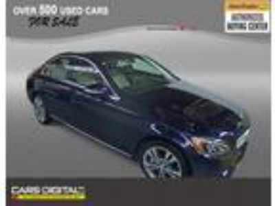 $21761.00 2015 MERCEDES-BENZ C-Class with 29997 miles!
