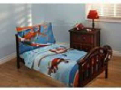 Disney Planes Let s Soar Piece Toddler Bedding Set